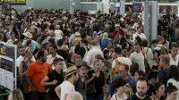 Chaos mondial dans des aéroports à cause du bug d'un logiciel