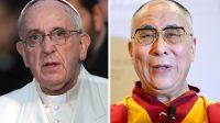 Climat, immigration:Trump excommunié par le pape et le Dalai Lama