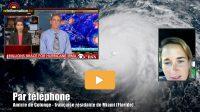 Ouragan Irma: témoignage d'une Française de Floride