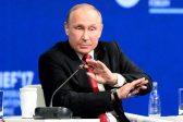 Poutine menace de bloquer<br>Facebook en 2018
