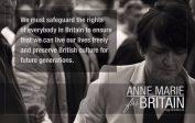 L'islam, une religion malfaisante pour Anne Marie Waters, directrice de Sharia Watch UK et candidate à la présidence de l'UKIP