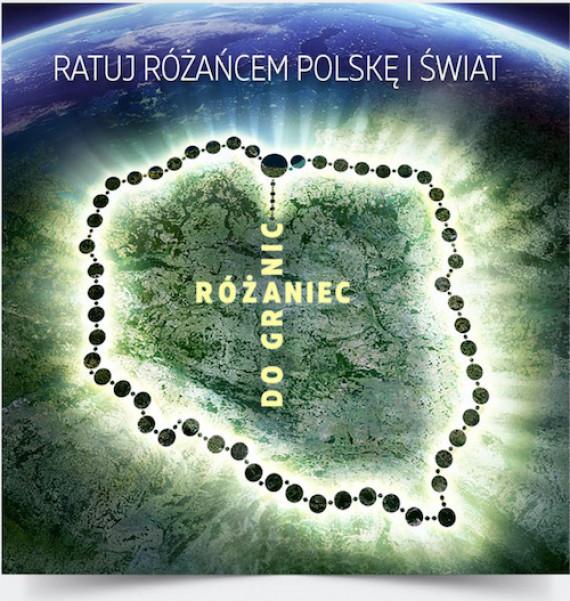 catholiques Rosaire frontières Pologne Europe