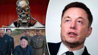 Vladimir Poutine et Elon Musk voient dans l'intelligence artificielle un enjeu et un risque militaire majeurs