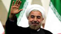 Hassan Rouhani, président de l'Iran