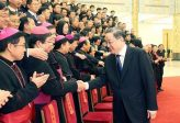 Pour contrôler et transformer les religions et l'Eglise en Chine, le pouvoir communiste brandit l'étendard de la sinisation
