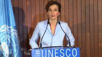 Audrey Azoulay à l'UNESCO:  une femme de gauche revendiquée pour remplacer la communiste Irina Bokova
