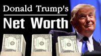 "Donald Trump moins riche, selon ""Forbes"""