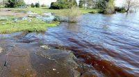 Le Lac Supérieur a presque atteint son niveau record: c'est le changement climatique?