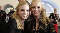 Philippa Strache et Susanne Thier