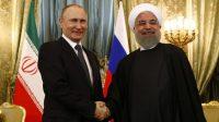Poutine avertit de «conséquences négatives» si Trump dénonce l'accord nucléaire avec l'Iran négocié sous Obama