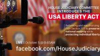 La bien mal nommée«USA Liberty Act» prétend à la réforme quand elle entérine le contrôle et la surveillance des masses