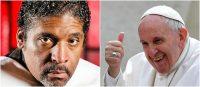 Un «évêque» américain protestant, militant anti-discrimination, sera l'invité du pape François jeudi pour le Thanksgiving