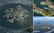 Une île flottante au large de Tahiti: Peter Thiel de PayPal finance ce projet de ville et de «nation expérimentale» sur l'eau