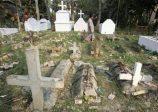 A Goa, l'Eglise catholique a demandé aux fidèles de se passer de plastique pour le jour des défunts