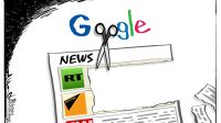Référencement: Google va «dé-classer» les articles de RT pour les rendre plus difficiles à trouver