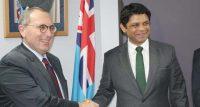 L'UE a donné 3 millions d'euros à Fidji pour préparer la COP 23