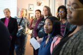 Une clinique d'avortement «bénite» par des dirigeants religieux au Texas