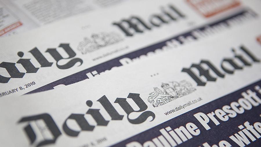 """Propagande russe: le """"Daily Mail"""" s'en prend à rt.com et aux """"fake news"""" du Kremlin"""