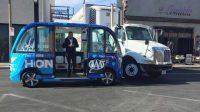 Une voiture autonome accidentée après une heure de mise en service – et la start-up est française