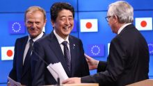 Le Japon et l'Union européenne vienne de conclure la négociation d'un accord de libre-échange sans précédent