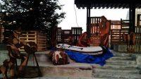 Un maire italien installe sa crèche dans un canot pneumatique en hommage aux migrants