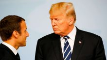 Sommet sur le climat à Paris: Macron, coq du mondialisme, défie l'éléphant Trump