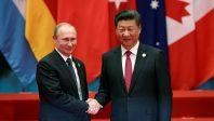 Vladimir Poutine affirme que la Russie et la Chine resteront des partenaires stratégiques quel que soit l'avenir politique