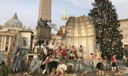 La crèche de la «miséricorde» de la place Saint-Pierre censurée par Facebook pour «provocation sexuelle»
