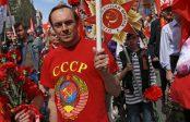 Le nombre de Russes qui affirment regretter l'écroulement de l'Union soviétique au plus haut depuis 2009