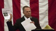 Campagnes diffamatoires: les médias du système ont fait battre le trumpiste Roy Moore à la sénatoriale d'Alabama