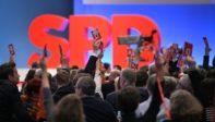 Allemagne: la coalition de gauche d'Angela Merkel