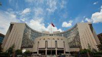La Banque centrale de Chine demande à l'UE de revoir les seuils des règles de surveillance pour les banques de pays tiers