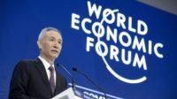 Davos: la Chine se présente comme solution aux problèmes du mondialisme face au méchant Trump
