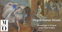 Exposition&nbsp;: DESSIN/PEINTURE<br>Degas Danse Dessin ♥♥