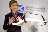 En Ecosse, le Premier ministre Nicola Sturgeon, chef du parti séparatiste SNP, veut maintenir l'immigration de masse après le Brexit