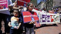Les Etats-Unis de Donald Trump mettent fin au statut de réfugié temporaire accordé aux migrants d'El Salvador