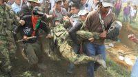 La lutte des Indiens de la vallée de la Cauca en Colombie pour protéger la Terre-Mère contre les producteurs de biocarburants