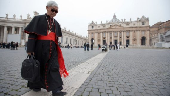 Pape Vatican Eglise Chine communiqué Cardinal Zen