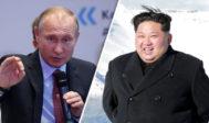 Poutine fait l'éloge de Kim Jong-un, «homme politique habile et mature»