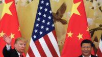 Trump: les Etats-Unis envisagent de mettre la Chine à l'amende dans le dossier des vols de propriété intellectuelle