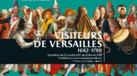 A voir jusqu'au 25 février 2018, dans le Château de Versailles, qui est ouvert tous les jours sauf le lundi