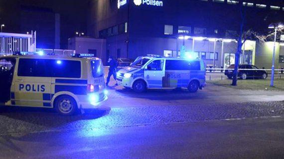 attaque commissariat Malmö zones non droit Suède