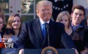 Historique: le discours de Donald Trump à la 45e Marche pour la Vie aux Etats-Unis (texte intégral)