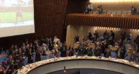 Tous les membres du bureau exécutif de l'OMS se sont déhanchés sur des rythmes punk-rock en pleine séance à Genève