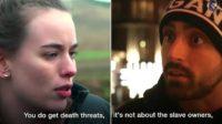 Menaces, déprédations: les militants végans britanniques s'en prennent directement aux éleveurs