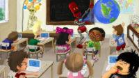 Les robots remplaceront les professeurs avant 2028, selon un expert britannique de l'éducation