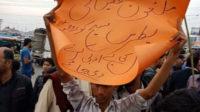 «Décapitez-le!» 3.000 musulmans ont réclamé l'exécution de Patras Masih, accusé de «blasphème» au Pakistan