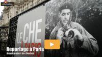 Exposition sur Che Guevara à Paris: un Cubain scandalisé