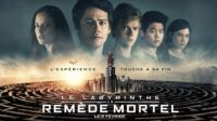 SCIENCE-FICTION Le Labyrinthe : le remède mortel ♠