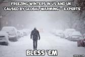 La NOAA manipule les températures pour démontrer que l'actuel hiver glacial n'a rien d'exceptionnel, s'indigne Paul Homewood